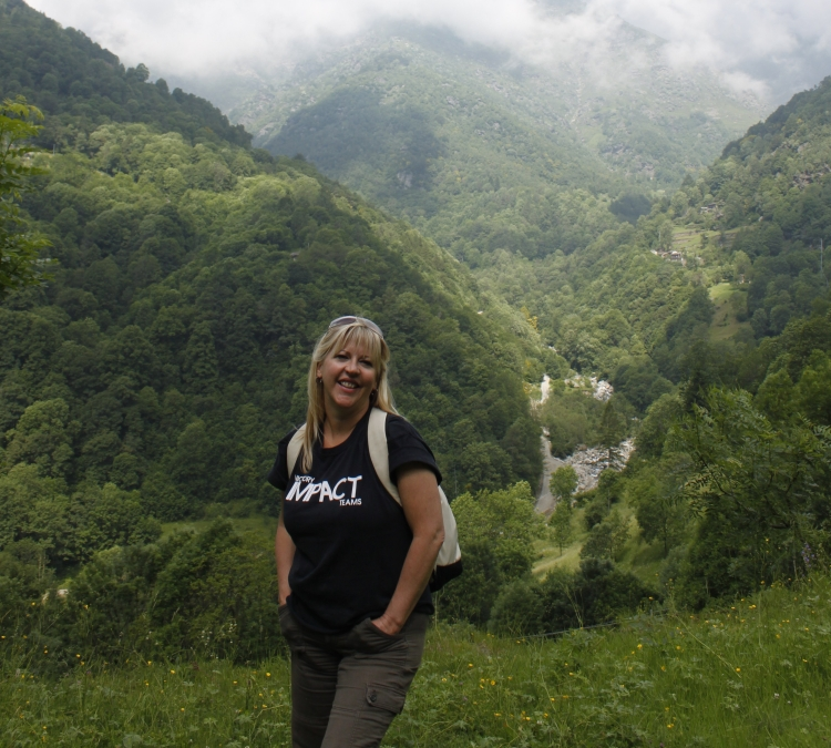 me in the mountain